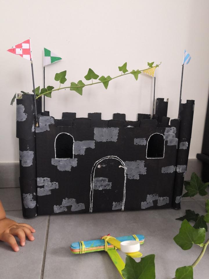 Château Fort et preuxchevaliers